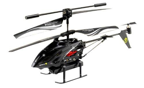 カメラ搭載 空撮 ラジコン ヘリ ブラック・アイ 動画撮影 暗視対応 高画質 専用多機能リモコン 多機能装備