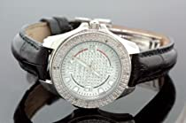 Iced Out JoJino Watches Laide Diamond Watch 0.12ctw