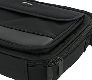 rooCASE Tablet Carrying Bag for Le Pan TC 970 9.7-Inch Android Tablet - Classic Series Black