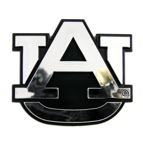 Auburn Tigers NCAA Chrome 3D for Auto Car Truck Emblem Decal Sticker College Officially Licensed Team Logo at Amazon.com