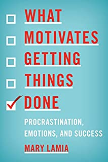 Book Cover: What Motivates Getting Things Done: Procrastination, Emotions, and Success