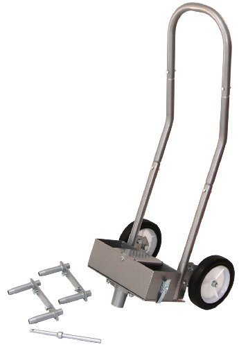 Step 'N Tilt Core Lawn Aerator 2 with Container & Sod Plugger (All New 2013 Model)
