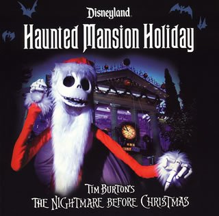 Disneyland Haunted MansionHoliday