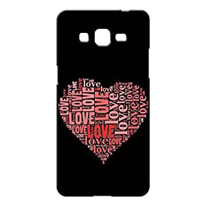 Back Cover for Samsung Galaxy J7 : By Kyra