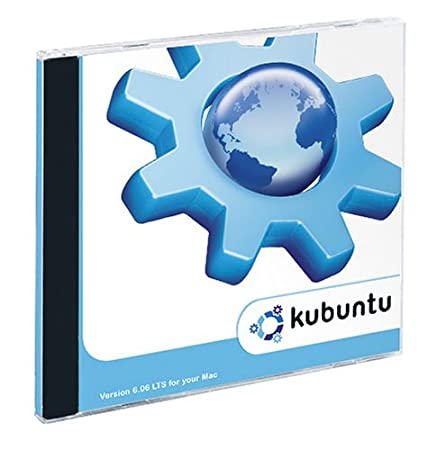 Kubuntu 6.06 LTS DVD (Mac Edition) (Jewel Case)