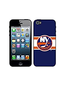buy New York Islanders Nhl-Iphone 5C Case, Snap-On Protective Case For Iphone 5C Vintage Hockey Case Cover For Iphone 5C