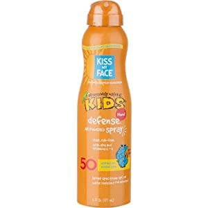 Kiss My Face Defense Mineral SPF 50 Continuous Spray - Kids'