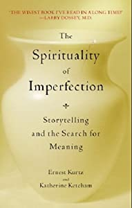 "Cover of ""The Spirituality of Imperfectio..."