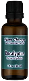 Eucalyptus Essential Oil. 30 ml 1 oz. 100 Pure Undiluted