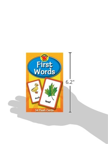 First-Words-Flash-Cards-Brighter-Child-Flash-Cards
