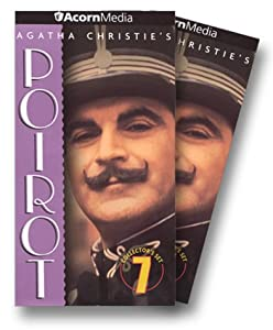 Poirot: 3pc Box: Set 7 - Vhs