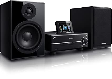 Review and Buying Guide of Buying Guide of  Philips MCi730/05 Wireless Compontent HiFi System