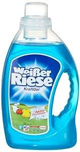 Weißer Riese Kraft Gel 18 Waschladungen, 1.35 l