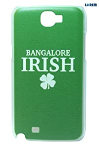 Lorem Back Cover For Samsung Galaxy Note 2 N7100 (U11718) available at Amazon for Rs.175