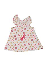 Chirpie Pie by Pantaloons Girl's Frock_Size_3-6 M