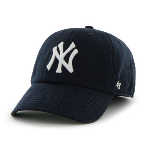 Mlb New York Yankees Cap, Navy, Medium