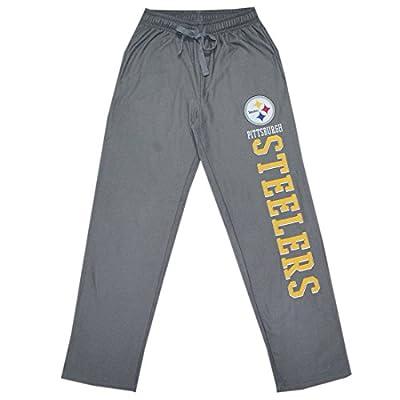 BIG & TALL Mens NFL Lounge Pants / Sleep Pants: PITTSBURGH STEELERS