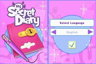 My Secret Diary  galerija