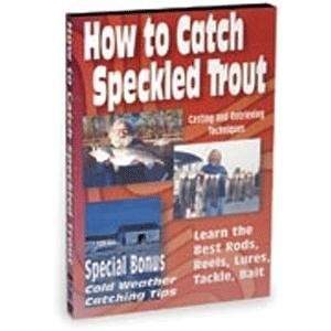 HOW TO CATCH SPECKLED TROUT movie