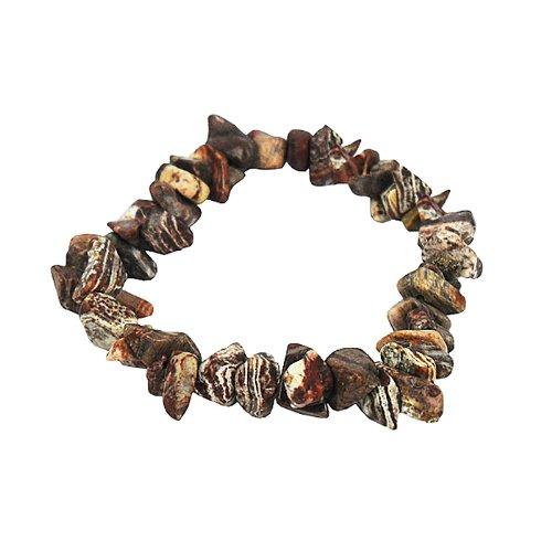 Stretch bracelet made jasper