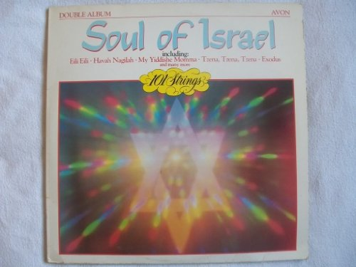 101 Strings - The Soul Of Israel - Zortam Music