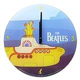 ビートルズ イエローサブマリン 掛け時計