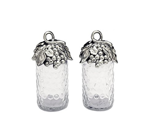 Grape Salt and Pepper Set (Wildlife Salt And Pepper Shakers compare prices)