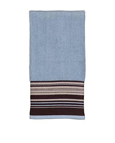Creative Bath Mystique Hand Towel, Blue/Brown