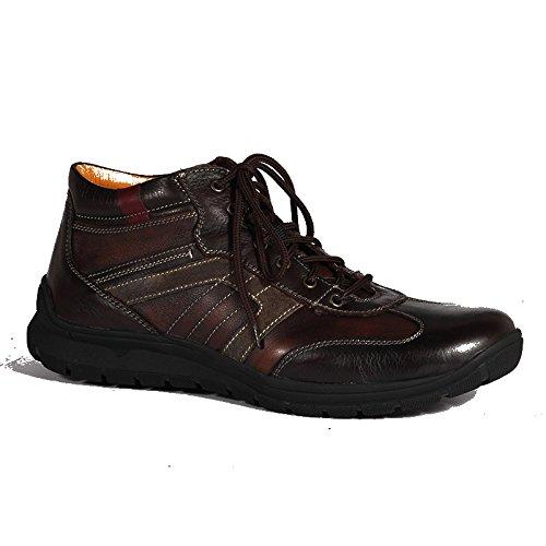 Sneaker Uomo Boston Marrone 6646 - Zen Air,