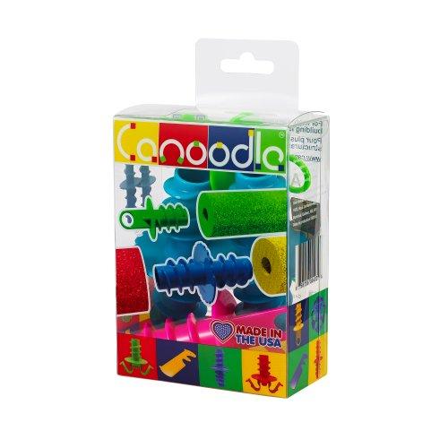 Canoodle toy Pool Noodle Connector Building Set (3-Piece) - 1