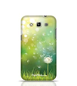 Style baby Spring Background With White Dandelion Samsung Galaxy Win Phone Case