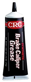 CRC 5351 Brake Caliper Synthetic Grease, 2.5 Wt Oz