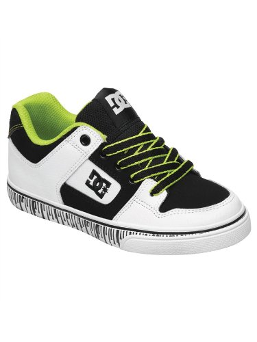 DC  PURE KIDS SHOE Skateboard Shoes Boys