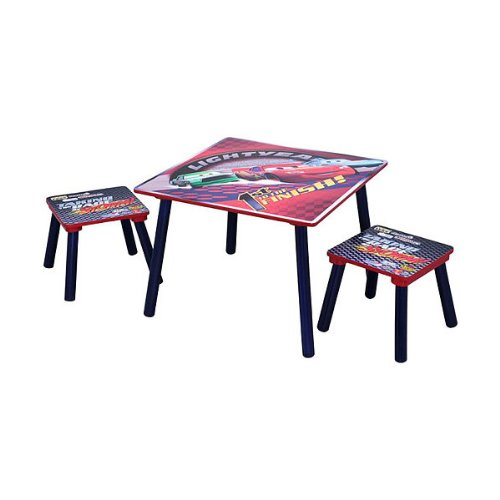 Delta-Disney Cars Kids Table And Stools Set
