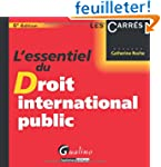 L'essentiel du droit international pu...