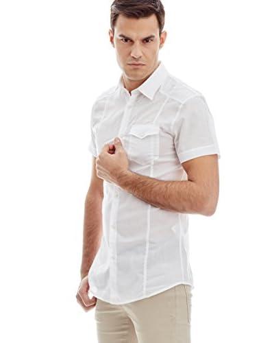 Versace Jeans Camicia Uomo [Bianco]