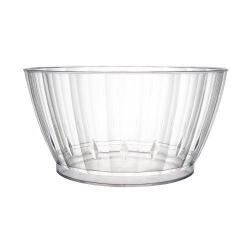 northwest-enterprises-deluxe-elegance-quality-plastic-6-ounce-fruit-nut-dessert-bowls-clear-20-count
