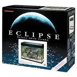 Marineland pfec29 eclipse combo glass for Eclipse fish tank