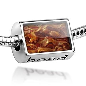 "Beads ""Bacon"" - Pandora Charm & Bracelet Compatible"
