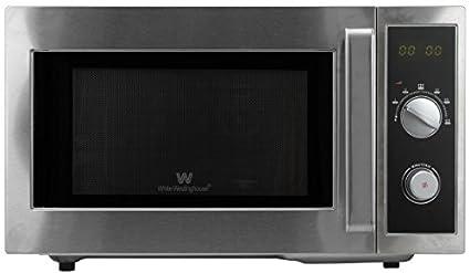 WHITE WESTINGHOUSE - Micro ondes monofonction WWMO 25 MSS - WWMO 25 MSS