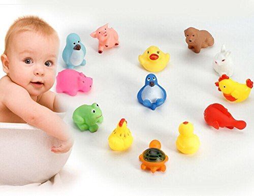 Baby Bath Toy-13 Pcs-Best Gift For Baby