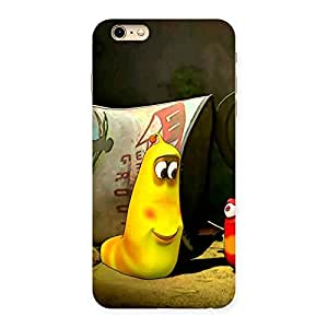 Impressive Naughty Friendly Cartoon Back Case Cover for iPhone 6 Plus 6S Plus