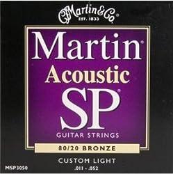 Martin SP3050 Acoustic Guitar Strings