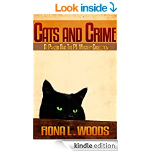 cats and crime book