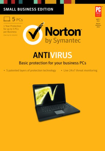 Norton Antivirus 2013 - 5 Users [Old Version]