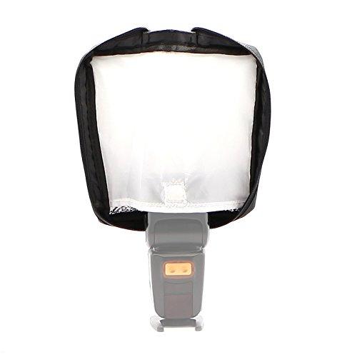 selens portable universelle multifonction Faisceau lumineux Flash Snoot diffuseur pour flash Speedlite