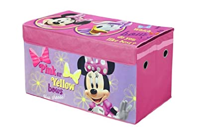 Disney Minnie Mouse Collapsible Storage Trunk from Disney