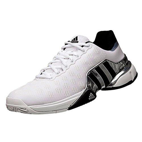 adidas, Scarpe da tennis uomo bianco Size: 46 2/3