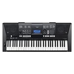 Yamaha PSR-E423 61-key Touch Sensative Portable Keyboard