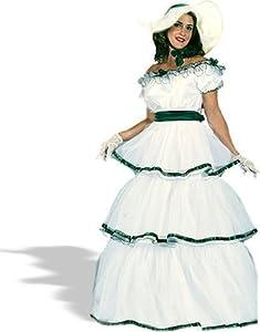 Southern Belle Costume - Medium/Large - Dress Size 10-14